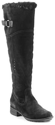 Blondo Treasury Waterproof Tall Suede Boots