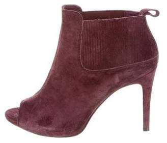 Pedro Garcia Peep-Toe Ankle Boots
