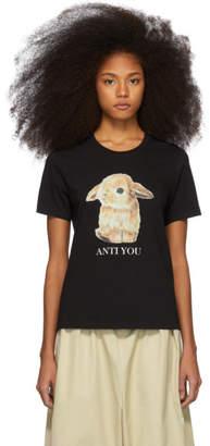 Undercover Black Anti You T-Shirt