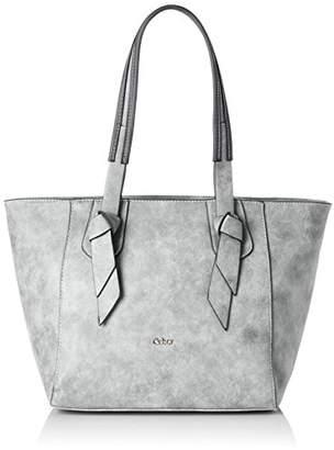 Gabor Womens 7612 Shoulder Bag Grey Size: