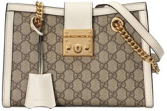 Gucci Padlock GG small shoulder bag