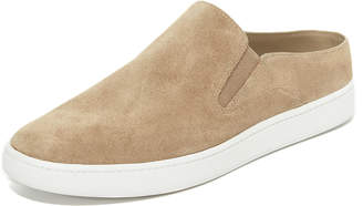 Vince Verrell Slide Sneakers $195 thestylecure.com
