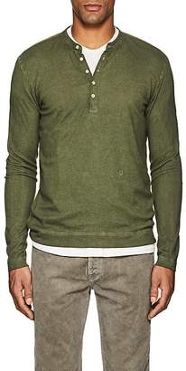 Massimo Alba Men's Cotton-Cashmere Henley