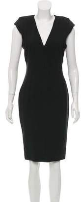 Paul Smith Sleeveless Knee-Length Dress