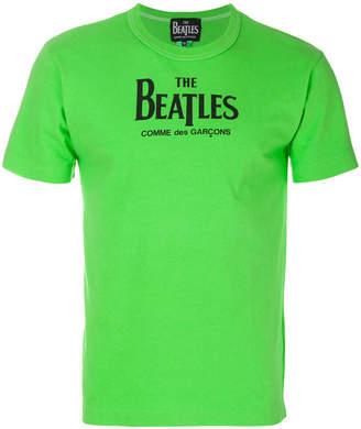 Comme des Garcons The Beatles X printed T-shirt