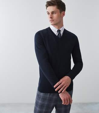 Reiss Earl Merino Wool Jumper