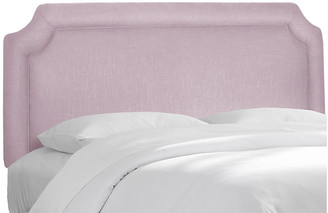 One Kings Lane Morgan Headboard - Lilac Linen