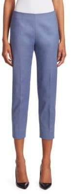 Piazza Sempione Audrey Side-Zip Pants