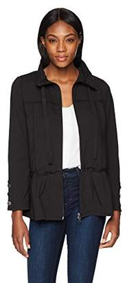 Neon Buddha Women's Ruffled up Jacket