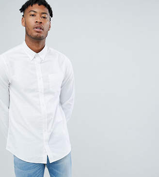Jacamo long sleeve oxford shirt