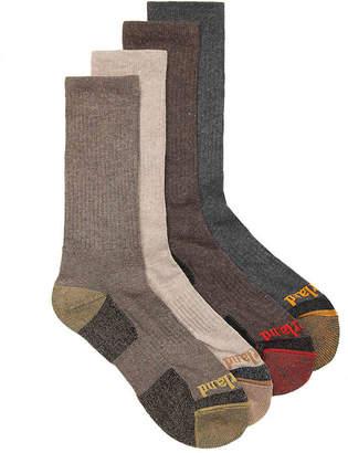 Timberland Outdoor Leisure Boot Socks - 4 Pack - Men's