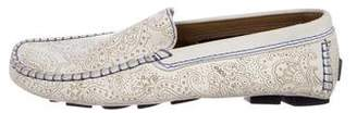 Robert Graham Suede Driving Loafers