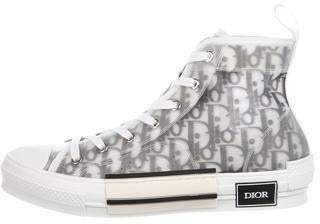 Christian Dior B23 High Top Sneakers w/ Tags