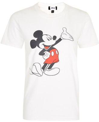 Topshop Mickey t-shirt