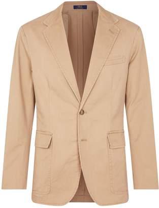 Polo Ralph Lauren Silk Ribbon Detailed Jacket