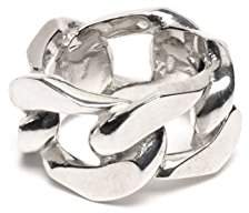 Wouters & Hendrix Sterling Silver Chain Ring - Size N(4)