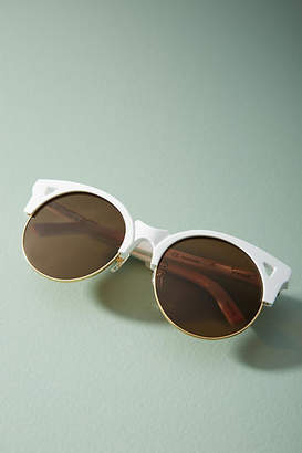 E.m. Pared Eyewear Up + At 'Em Round Sunglasses
