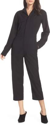 CAARA Utility Long Sleeve Jumpsuit