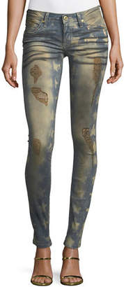 Robin's Jeans Marilyn Mid-Rise Skinny Jeans