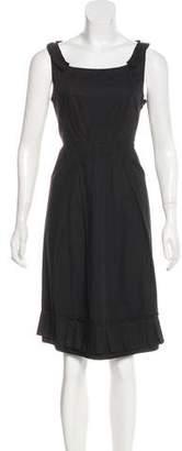 Miu Miu Knee-Length A-Line Dress