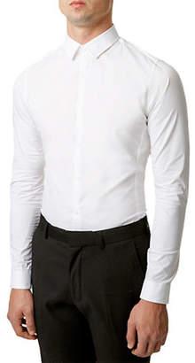 Topman Slim Fit Stretch Sport Shirt