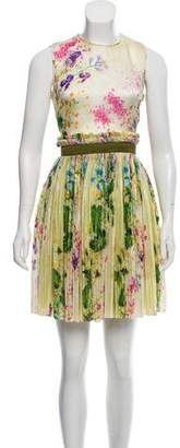 Givenchy Sleeveless Mini Dress