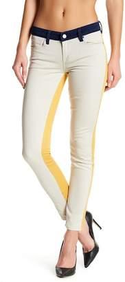 Genetic Los Angeles Shya Colorblock Skinny Jeans