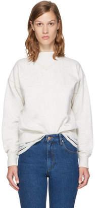 Etoile Isabel Marant Ecru Moby Sweatshirt