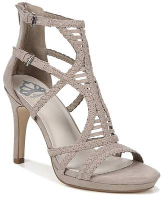 Fergalicious Miko Braided Heeled Sandals