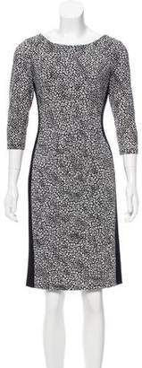 Lauren Ralph Lauren Printed Mini Dress