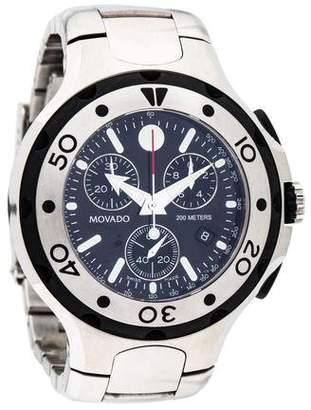 Movado Sport 800 Chronograph Watch