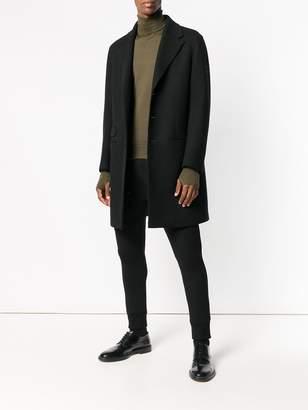 Neil Barrett Roll-neck fitted jumper