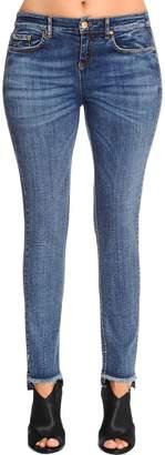Marina Rinaldi Skinny Cotton Denim Jeans