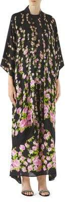 Gucci Jacquard Pajama Kimono