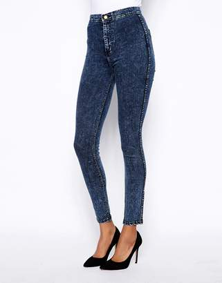 American Apparel Acid Wash Easy Jean