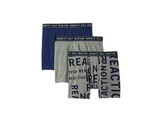 Kenneth Cole Reaction 3-Pack Novelty Boxer Brief