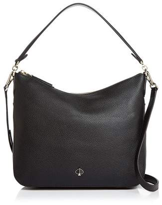 Kate Spade Medium Pebbled Leather Shoulder Bag