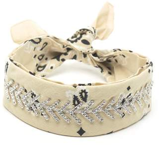 Fallon 'monarch Diamante' Chocker