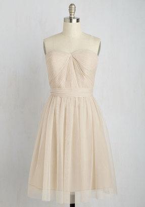 Marina Reception Rendezvous Dress $125 thestylecure.com
