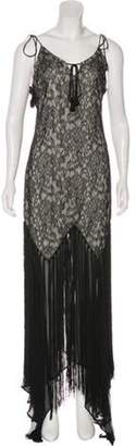 Haute Hippie Evening Lace Dress w/ Tags Black Evening Lace Dress w/ Tags