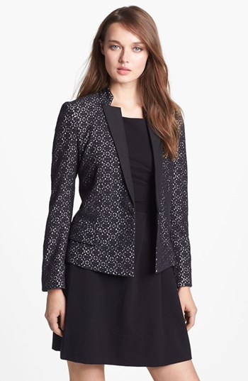 Marc by Marc Jacobs 'Collage' Lace Blazer