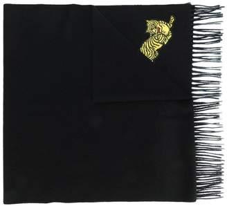 Kenzo Jumping Tiger scarf