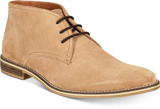 Alfani Men's Jason Suede Lace-Up Boots, Created for Macy's Men's Shoes