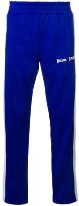 Palm Angels logo track pants