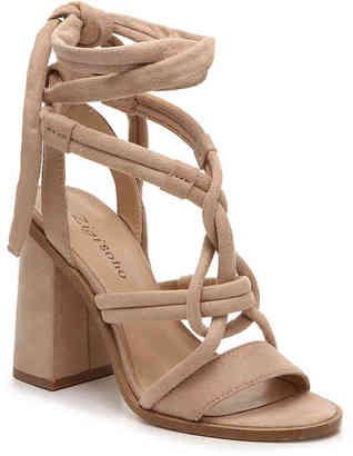 Women's Kristie Sandal -Black $80 thestylecure.com