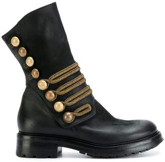 Strategia embellished boots