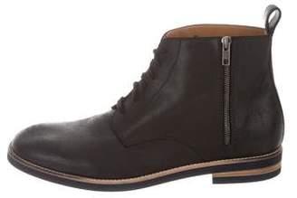 Maison Margiela Leather Desert Boots w/ Tags