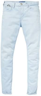 Scotch & Soda Men's Skim Double Dye Jeans
