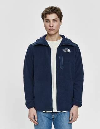 The North Face Black Series KK SR Fleece Jacket in Cosmic Blue