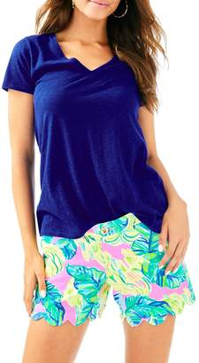 Lilly Pulitzer Buttercup Twill Short
